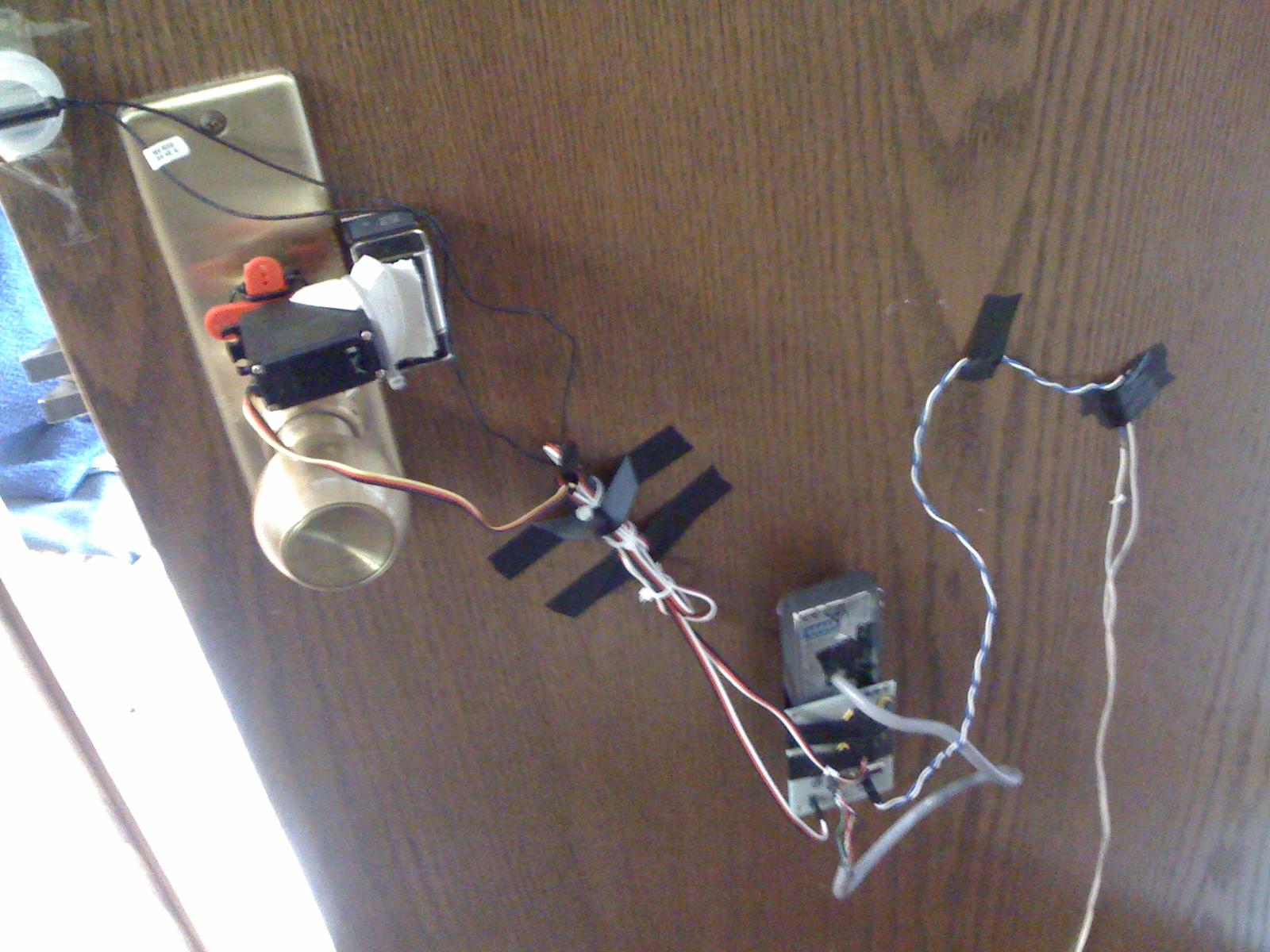 Rfid Door Lock The Tech Junkies
